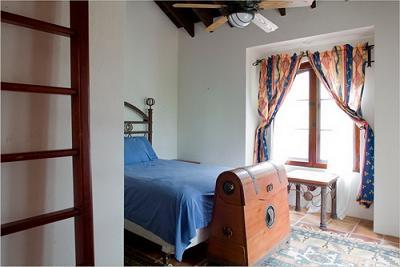 Phòng ngủ của thuyền trưởng