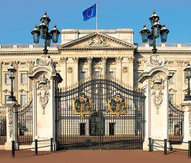 Khám phá cung điện Buckingham