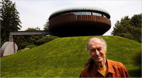 Cha đẻ của ngôi nhà: kiến trúc sư Wilfred J.O. Armster