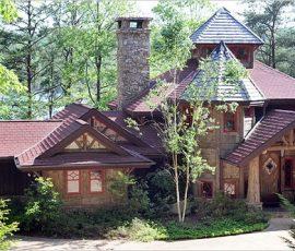 Căn nhà 5 triệu đô ở bang Georgia