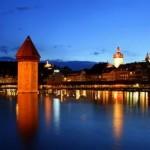 """Kapell – """"cầu nhà nguyện"""" ở Lucerne"""