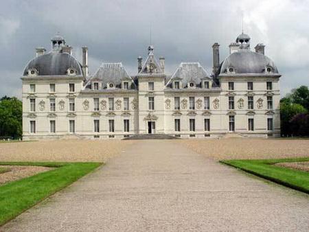 Lâu đài Blois.