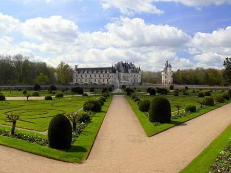 Vườn Diane de Poitiers.