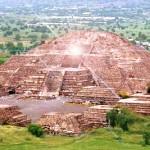 Bí ẩn Kim tự tháp Mặt Trời ở Mexico