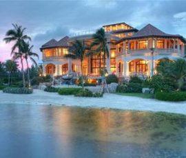 Những công trình nhà ở đẹp nổi tiếng thế giới