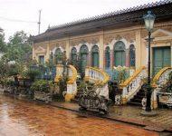 Ngôi nhà cổ đẹp nhất ở đồng bằng sông Cửu Long