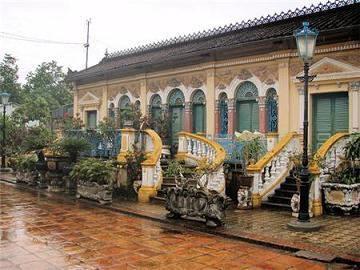 Ngôi nhà cổ 130 năm tuổi ở Bình Thủy, TP. Cần Thơ