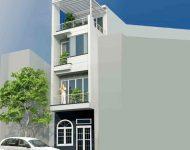 Thiết kế nhà ống - nhà phố