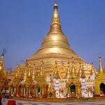Lộng lẫy chùa Vàng Shwedagon