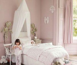 Thiết kế phòng ngủ cổ tích dành cho bé