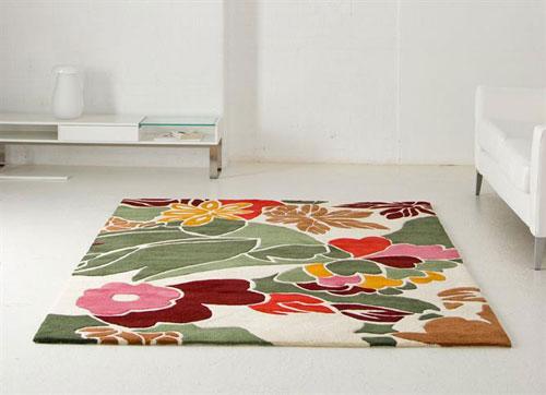 Thảm trải nhà trong trang trí nội thất-4