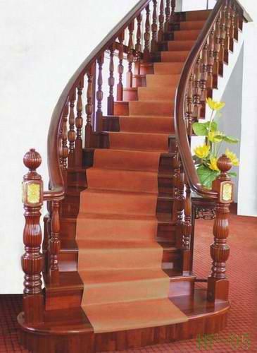Thiết kế cầu thang nhà ống-4