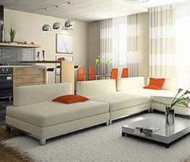 Thảm trải nhà trong trang trí nội thất