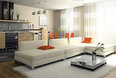 Thảm trải nhà trong trang trí nội thất-1