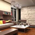 Thiết kế nhà ở theo phong cách hiện đại