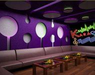 Thiết kế nội thất quán karaoke