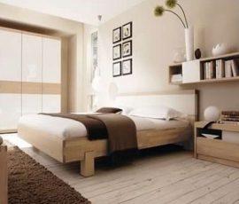 Nguyên tắc thiết kế nội thất phòng ngủ