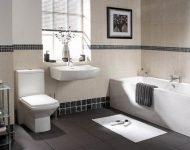 Thiết kế nội thất dành cho phòng tắm nhỏ