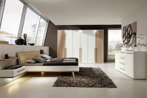 Thảm trải nhà trong trang trí nội thất-2