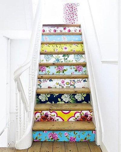 """""""Thay áo mới"""" cho chiếc cầu thang cũ nhà bạn"""