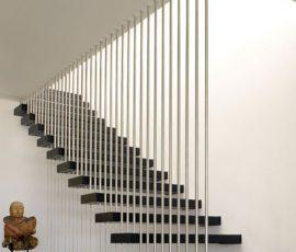 4 tiêu chí thiết kế cầu thang nhà phố