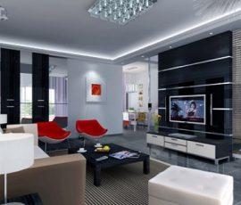3 phong cách thiết kế nội thất chung cư